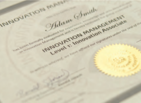 innovationcertificate